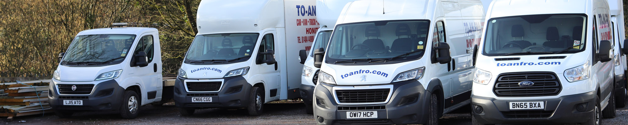 To And Fro Car Hire Honiton